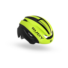 Rudy Project Volantis Casque, yellow fluo/black matte